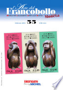 l'Arte del Francobollo n. 55 - Febbraio 2016