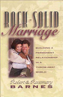 Book Rock-Solid Marriage
