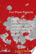 Fun Photo Projects