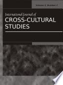 International Journal of Cross Cultural Studies