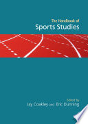 Handbook Of Sports Studies book