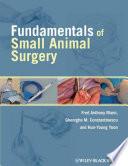 Fundamentals Of Small Animal Surgery
