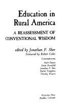 Education in Rural America
