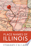 Place Names of Illinois