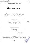 The English Cyclopaedia  Geography