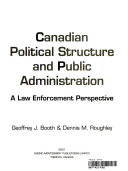 Canadian political structure and public administration