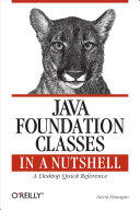 Java Foundation Classes in a Nutshell