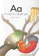 Aa  a was an Apple Pie