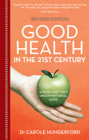 Good Health in the 21st Century Book PDF