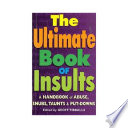 The Ultimate Book of Insults