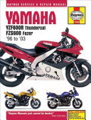 Yamaha Yzf600r Thundercat Fzs600 Fazer 96 03