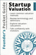 Founder   s Pocket Guide  Startup Valuation