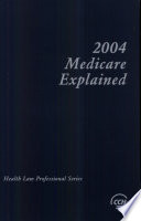 2004 Medicare Explained