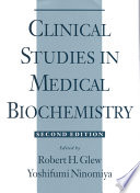 Clinical Studies In Medical Biochemistry