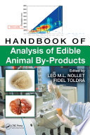 Handbook of Analysis of Edible Animal By Products