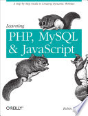 illustration Learning PHP, MySQL, and JavaScript