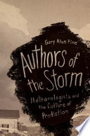 Authors Of The Storm : as the subject of serious...