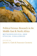 Political Science Research in the Middle East and North Africa