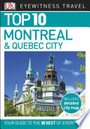 Top 10 Montreal   Quebec City