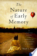 Ebook The Nature of Early Memory Epub Mark L. Howe Apps Read Mobile