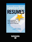 Competency based Resumes