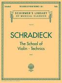 School of Violin Technics