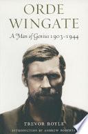 Orde Wingate Book PDF