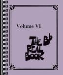The Real Book Volume Vi
