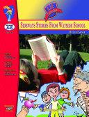 Sideways Stories From Wayside School By Louis Sachar A Novel Study book