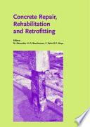 Concrete Repair  Rehabilitation and Retrofitting