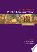 The SAGE Handbook of Public Administration