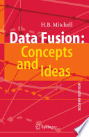 Data Fusion Concepts And Ideas book