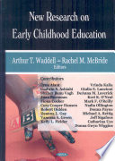 New Research On Early Childhood Education