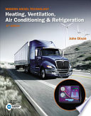 Modern Diesel Technology  Heating  Ventilation  Air Conditioning   Refrigeration