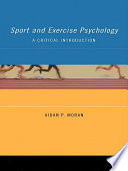 illustration Sport and Exercise Psychology, A Critical Introduction