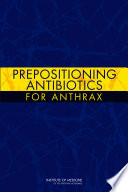 Prepositioning Antibiotics For Anthrax