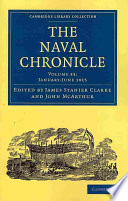 The Naval Chronicle  Volume 33  January July 1815