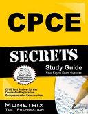 Cpce Secrets Study Guide
