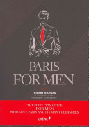 Paris For Men : take advantage of his time...