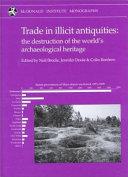 Trade in illicit antiquities