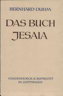 Das Buch Jesaia