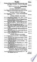 Alle Deutschen Bücher und Schrifften