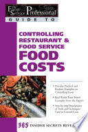 Controlling Restaurant   Food Service Food Costs