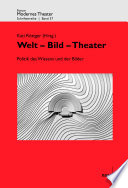 Welt - Bild - Theater