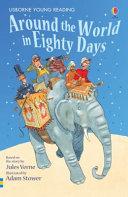 Around The World In Eighty Days : eighty days, he says he's prepared...