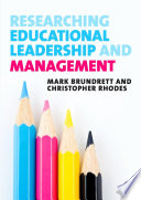 Researching Educational Leadership and Management