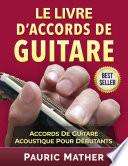 illustration du livre Le Livre D'Accords De Guitare
