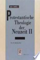 Protestantische Theologie der Neuzeit  Das 20  Jahrhundert