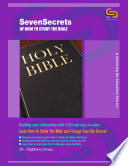 download ebook seven secrets of how to study the bible pdf epub