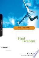 illustration Romans, Find Freedom